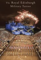 Royal Edinburgh Military Tattoo, Edinburgh 1 Postcard (V Std CB)