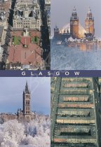 Glasgow Icons Comp, Glasgow Postcard (V Std CB)