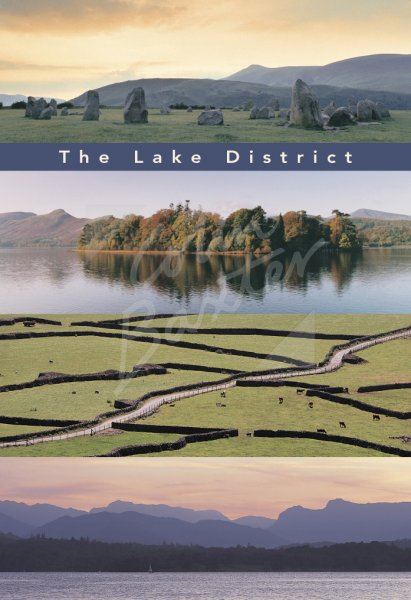 Lake District Comp 2, Lake District Postcard (V Std CB)