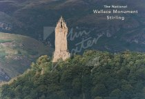 National Wallace Monument, Abbey Craig Postcard (H Std CB)