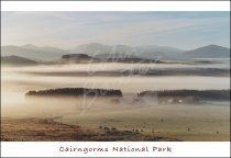 Cairngorms, Cairngorms National Park Postcard (H Std CB)