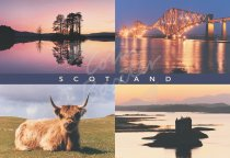 Scotland Comp Postcard 2 (H Std CB)