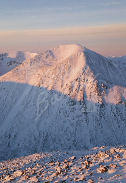 Cairn Toul, Cairngorms National Park Postcard (V Std CB)