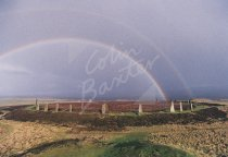 Ring of Brodgar, Mainland, Orkney 1 Postcard (H Std CB)