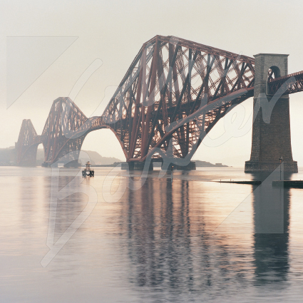 Forth Bridge Greetings Card (CB)