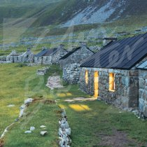 Village, St. Kilda Greetings Card (CB)