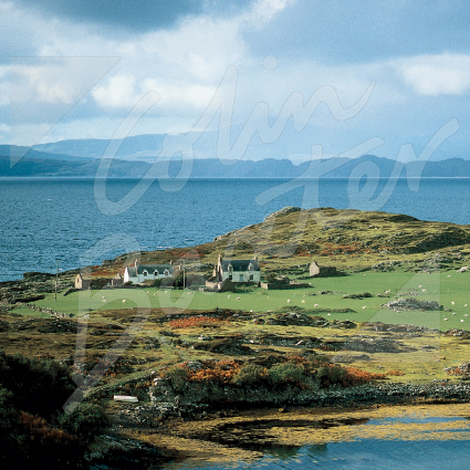 Ardban, Wester Ross Greetings Card (CB)