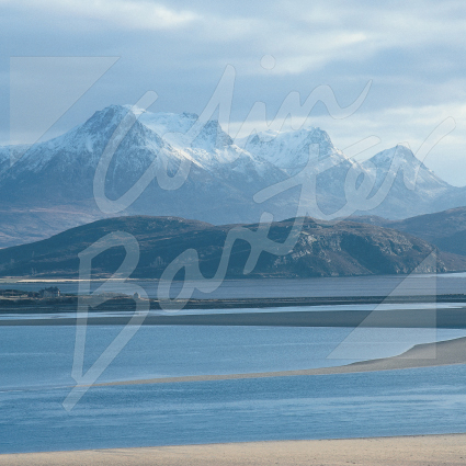 Ben Loyal & Kyle of Tongue Greetings Card (CB)