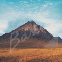 Buachaille Etive Mor, Glencoe Greetings Card (CB)