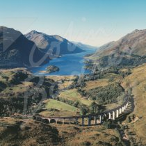 Glenfinnan & Loch Shiel Greetings Card (CB)