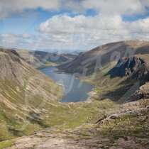 Loch Avon, Caiirngorms N.P. Greetings Card (CB)