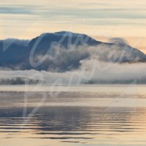 Ben Nevis & Loch Eil Greetings Card (CB)