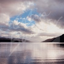 Loch Ness, Highlands Greetings Card (CB)