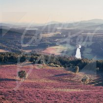 Strathspey, Cairngorms Greetings Card (CB)
