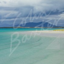 Traigh Lingeigh, North Uist Greetings Card (CB)