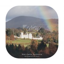 Blair Castle, Perthshire Coaster