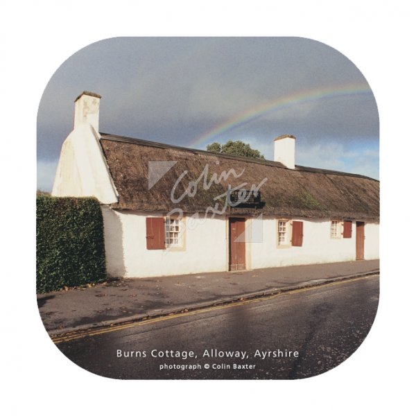 Burns Cottage, Alloway, Ayrshire Coaster