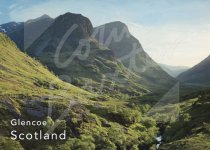 Glencoe, Scottish Highlands Magnet (H CB)