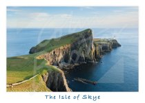 Neist Point, Isle of Skye Magnet (H CB)