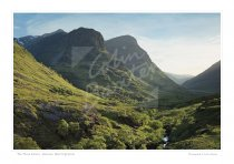 Three Sisters, Glencoe Print