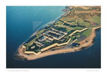 Fort George, Moray Firth Print