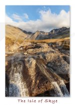 Fairy Pools, Cuillin, Isle of Skye Magnet (V CB)