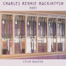2021 Calendar Mackintosh (Mar)