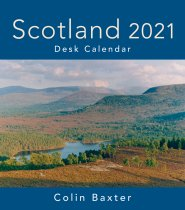 2021 Calendar Scotland Desk (Mar)