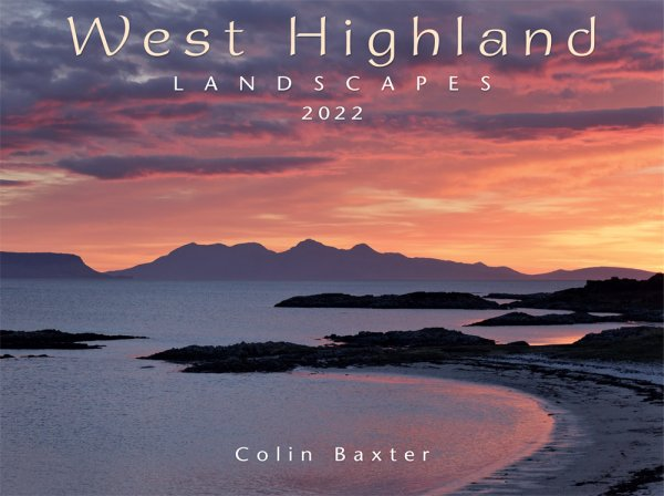 CL CB 2022 West Highland Landscapes (RRP £7.50v)
