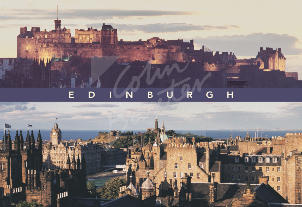 Edinburgh Postcards