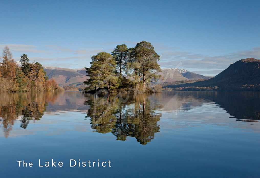 Lake District Postcards