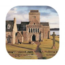 Iona Abbey Coaster